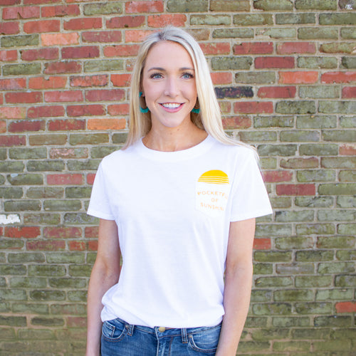 Pocketful of Sunshine Tee
