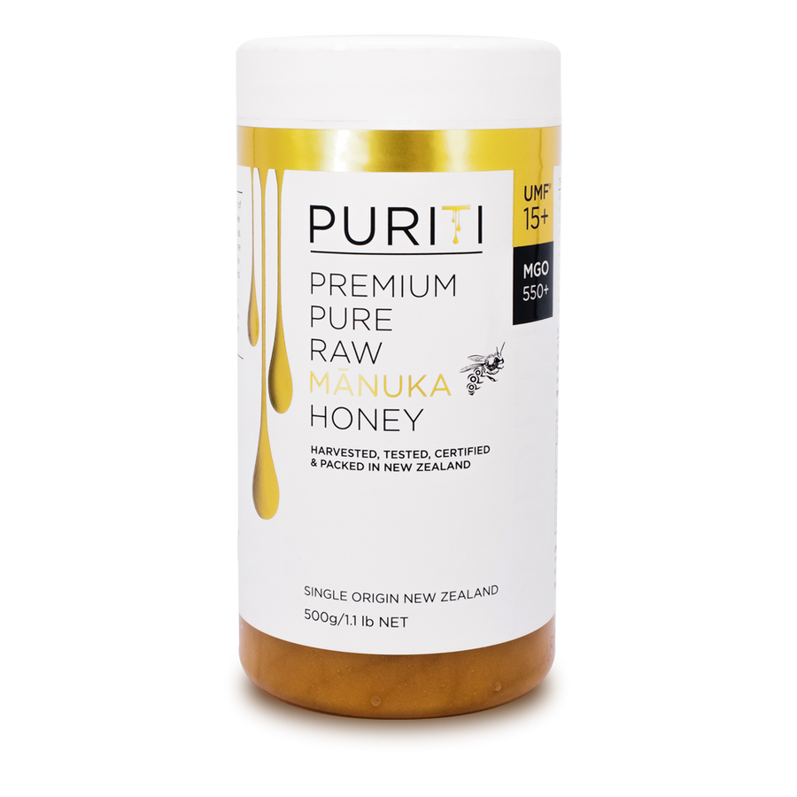 PURITI Manuka Honey UMF15+ 500g
