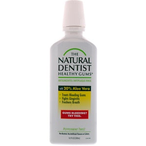 NAT. DENTIST Gums Rinse Peppermint