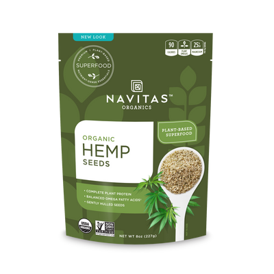Navitas Hemp Seeds 227g