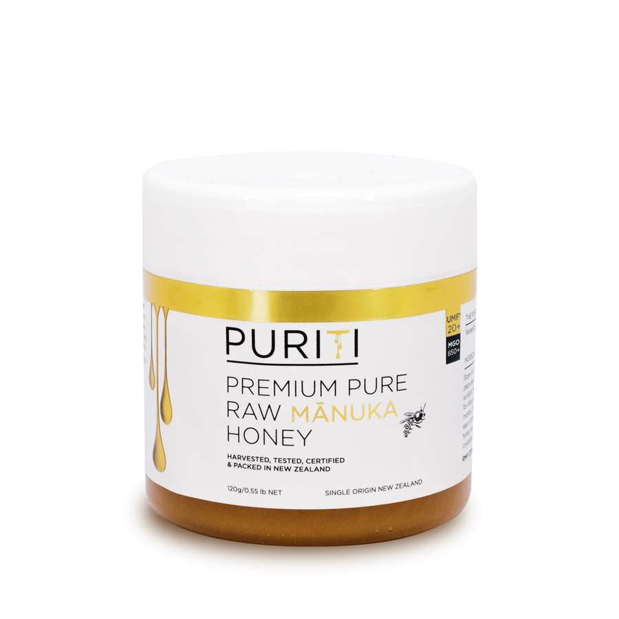 PURITI Manuka Honey UMF20+ 120g