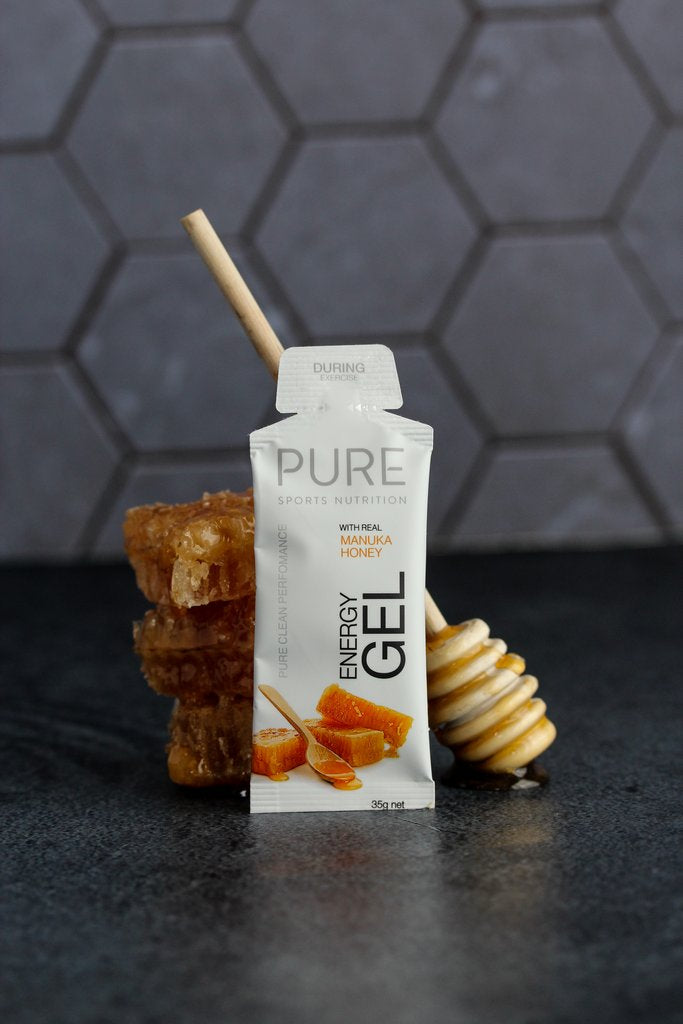 PURE Sport Energy gel Manuka Honey 35g