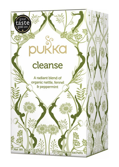 Pukka Cleanse Herbal Tea 20 Bag