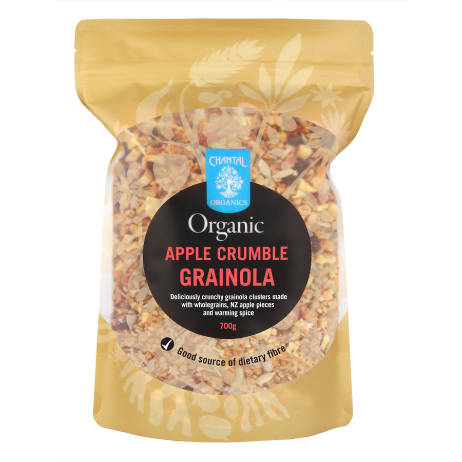 CHANTAL Apple Crumble Grainola 700g