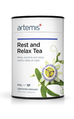 ARTEMIS Rest & Relax Tea 15g