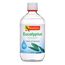 BOSISTOS Eucalyptus Solution 500ml