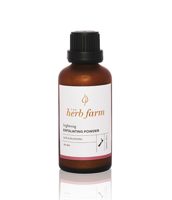 Herb Farm Brightening Exfoliating Powder 50ml