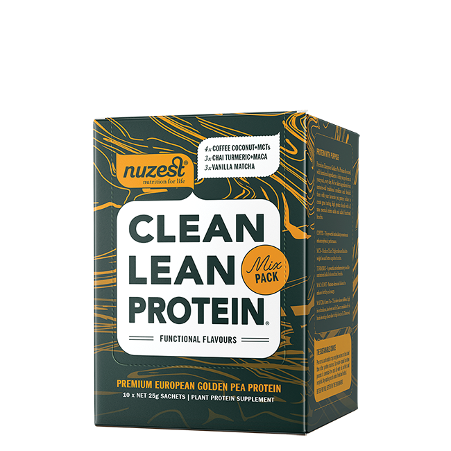 Clean Lean Protein Mix Pack 10 x 15g