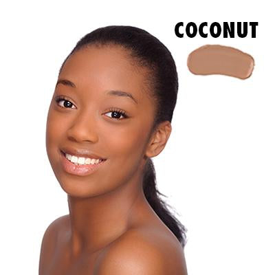 Zuii Lux Lumin Foundation Coconut