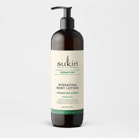 SUKIN HYDRATING BODY LOTION 250ml