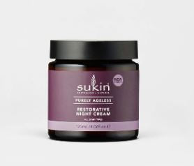 SUKIN PA Restorative Night Cr 120ml