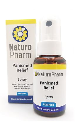 Naturo Pharm Complex Panicmed Oral Spray 25ml