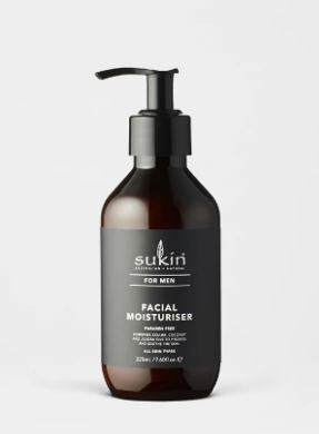 SUKIN Men Facial Moisturiser 225ml