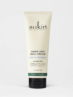 SUKIN Lime & Coconut Hand Cream 125ml