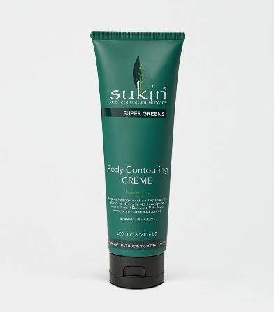 SUKIN Super Green Body Contouring Creme 200ml