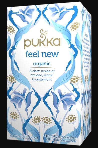 Pukka Feel New Tea 20 Bag