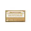 DR BRONNER SANDALWOOD & JASMINE BAR SOAP 140GM: