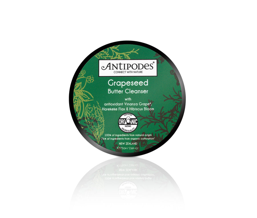 ANTIPODES Grapeseed Butter Cleanser Organic 75ml