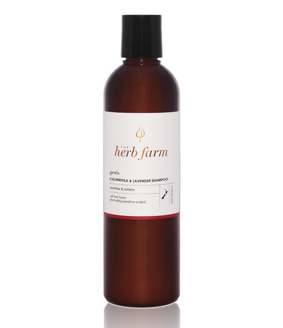 Herb Farm Gentle Calendula & Lavender shampoo 250ml