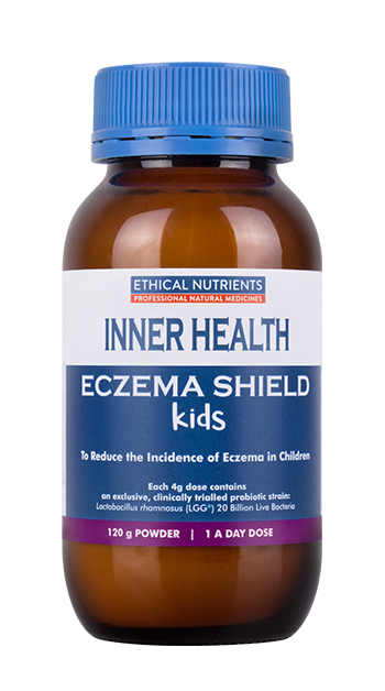 EN Inner Health Eczema Shield Kids 120g