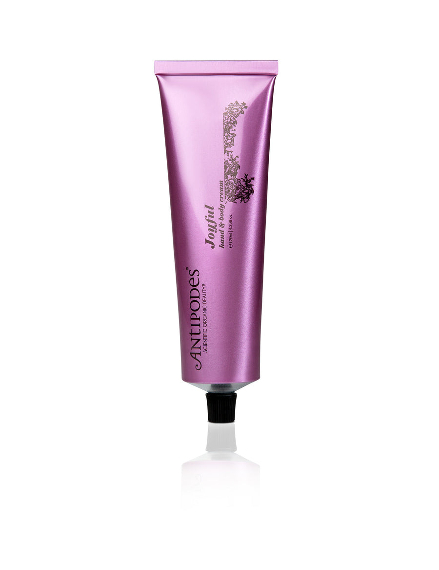 ANTIPODES Joyful Hand & Body Cream 120ml