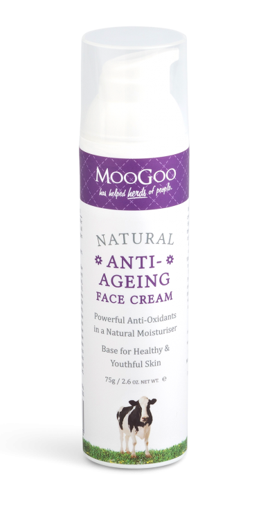 MOOGOO Anti-Age Face Cream 75g