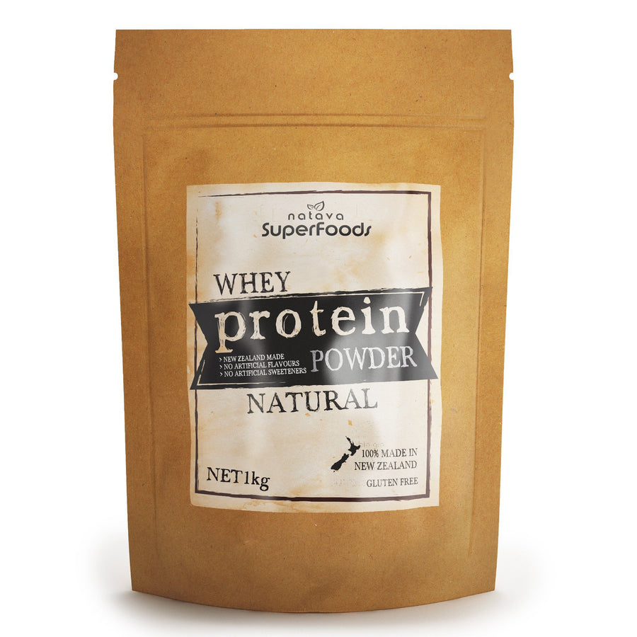 Natava Whey protein concentrate CHOCOLATE (NZ) 1kg