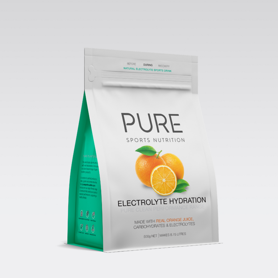 PURE hyd. Drink Orange 500g pouch