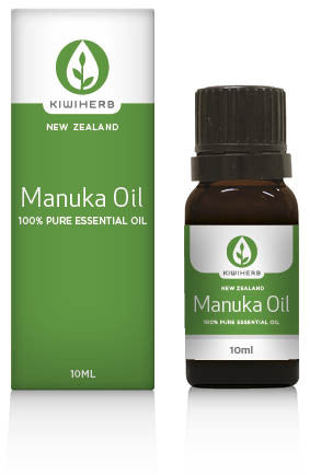 KIWI HERB Manuka Pure Ess. Oil 10ml