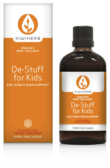 KIWI HERB De-Stuff For Kids 100ml