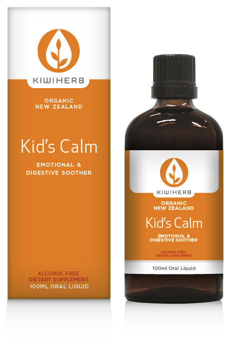 KIWI HERB Kid's Calm 100ml