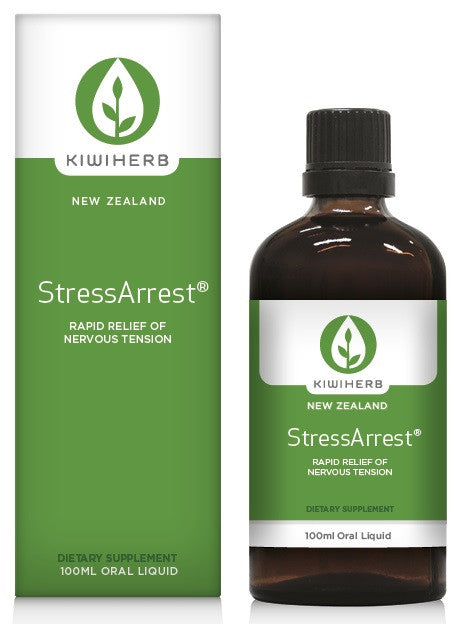 KIWI HERB Stress Arrest Liq 50ml