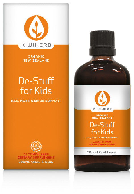 KIWI HERB De-Stuff For Kids 200ml