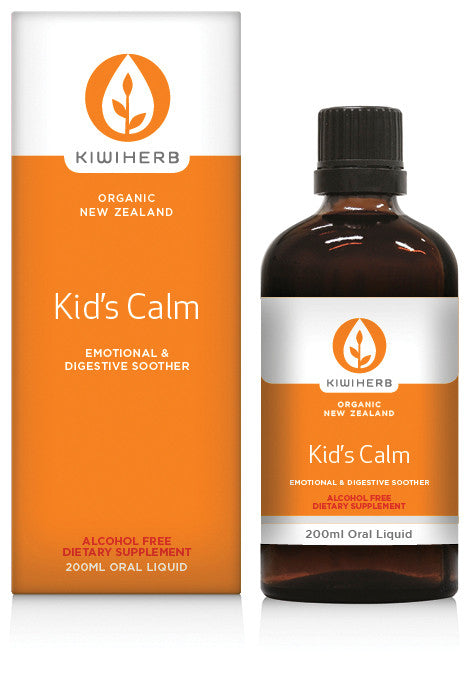 KIWI HERB Kid's Calm 200ml