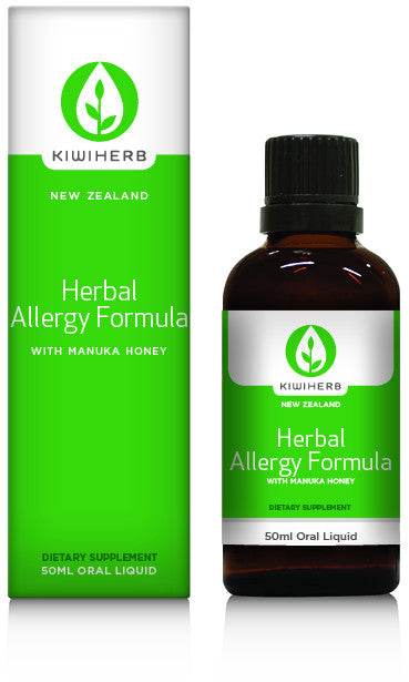 KIWI HERB Allergy Form. 50ml