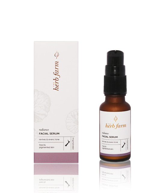 Herb Farm Radiance Facial Serum 20ml