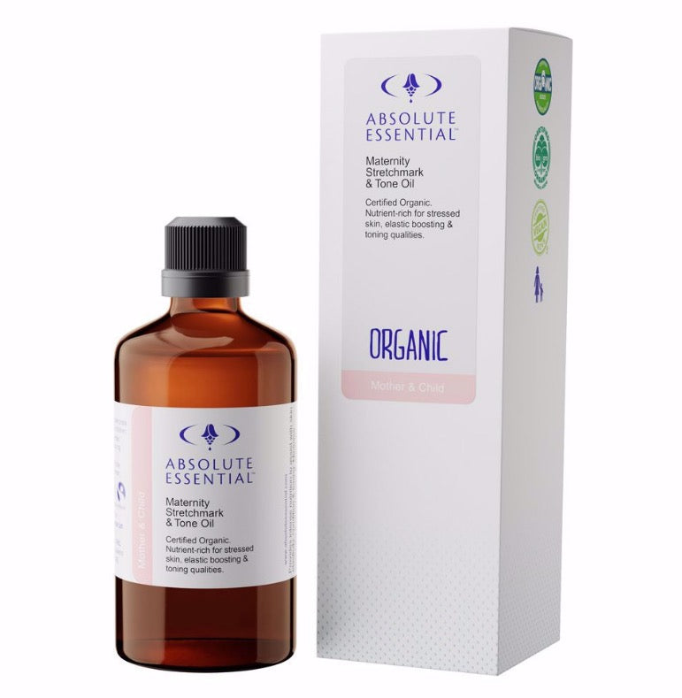 Absolute Essential  Maternity Stretchmark Oil 100ml