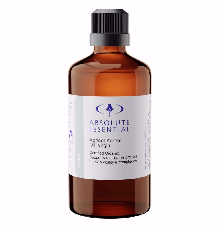 Absolute Essential Apricot Kernel Oil Virgin 100ml