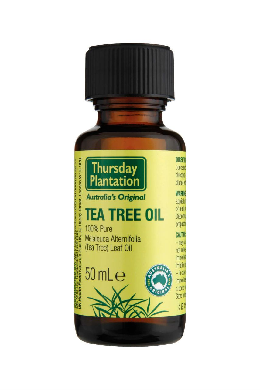 Thursday Plantation 100% Tea Tree Oil 50ml