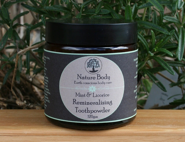 Nature Body Toothpaste Cinnamon Cloves 60g Remineralising
