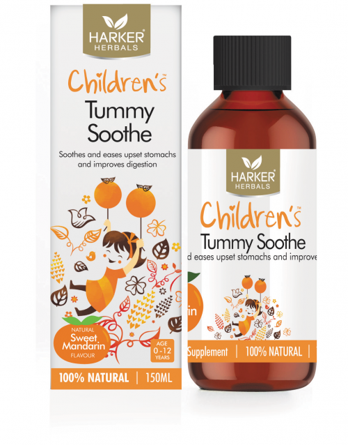 Harker Herbals Child Tummy Tonic 150ml