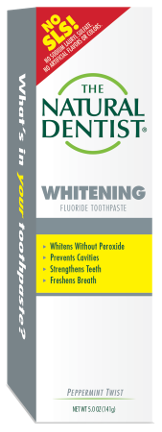NAT. DENTIST T&G Whtning T/paste