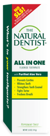 NAT. DENTIST T&G All in One T/paste