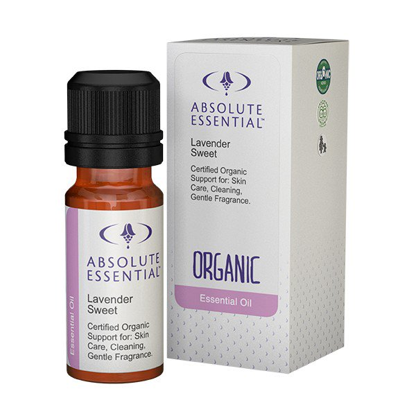 Absolute Essential  Lavender Sweet Org. 10ml
