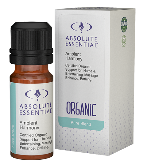 Absolute Essential Ambient Harmony oil  10ml - Organic