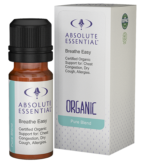 Absolute Essential Breathe Easy Org. 10ml