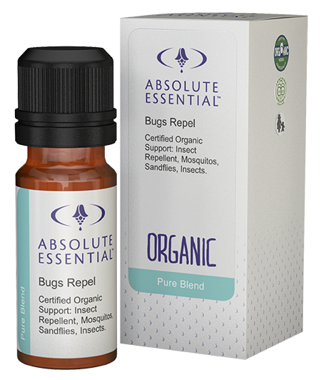 Absolute Essential Bugs Repel Oil Org. 10ml
