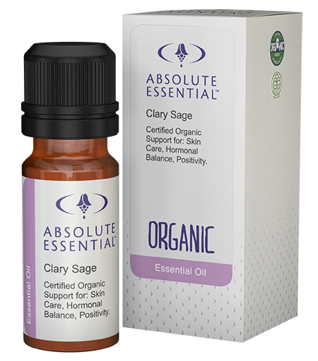 Absolute Essential Clary Sage Oil Org. 10ml