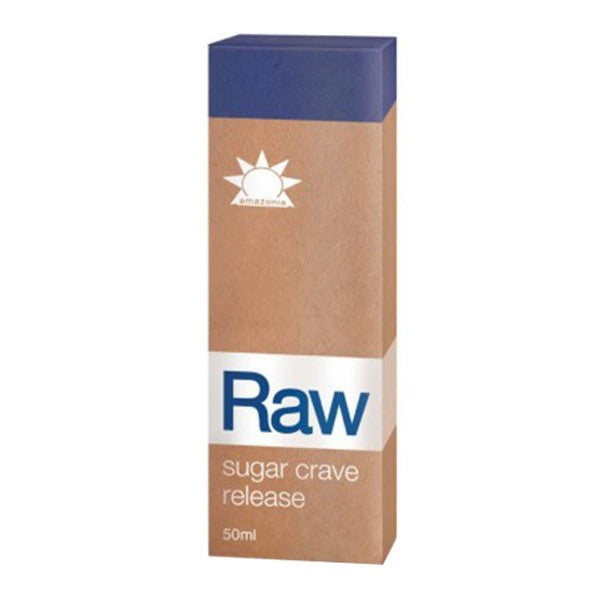 Amazonia RAW Sugar Crave 50ml