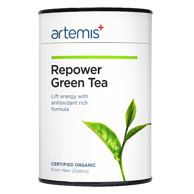 ARTEMIS Repower Green Tea 150g